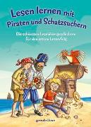 Cover-Bild zu Glitz, Angelika: Lesen lernen mit Piraten und Schatzsuchern