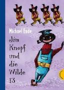 Cover-Bild zu Ende, Michael: Jim Knopf und die Wilde 13
