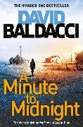 Cover-Bild zu Baldacci, David: A Minute to Midnight