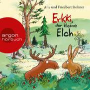 Cover-Bild zu Stohner, Anu: Erkki, der kleine Elch