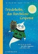 Cover-Bild zu Stohner, Anu: Friedehelm, das furchtlose Gespenst (eBook)