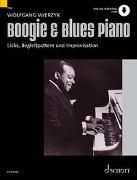 Cover-Bild zu Wierzyk, Wolfgang: Boogie & Blues Piano