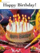 Cover-Bild zu Wierzyk, Wolfgang (Instr.): Happy Birthday!