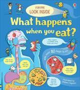 Cover-Bild zu Bone, Emily: Look Inside What Happens When You Eat