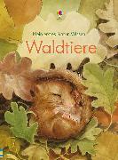 Cover-Bild zu Bone, Emily: Mein erstes Natur-Wissen: Waldtiere