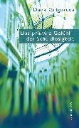 Cover-Bild zu Grigorcea, Dana: Das primäre Gefühl der Schuldlosigkeit (eBook)