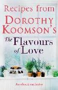 Cover-Bild zu Koomson, Dorothy: Recipes from Dorothy Koomson's The Flavours of Love (eBook)