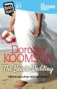 Cover-Bild zu Koomson, Dorothy: The Beach Wedding