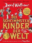 Cover-Bild zu Walliams, David: Die schlimmsten Kinder der Welt