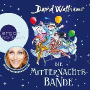 Cover-Bild zu Walliams, David: Die Mitternachtsbande (Ungekürzte Lesung) (Audio Download)