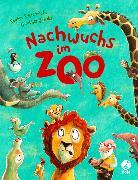 Cover-Bild zu Schoenwald, Sophie: Nachwuchs im Zoo