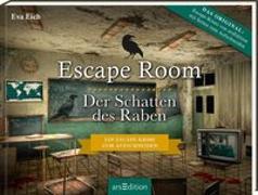 Cover-Bild zu Eich, Eva: Escape Room. Der Schatten des Raben. Ein Escape-Krimi zum Aufschneiden