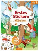 Cover-Bild zu Theissen, Petra (Illustr.): Erstes Stickern Märchen