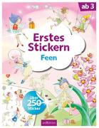 Cover-Bild zu Theissen, Petra (Illustr.): Erstes Stickern Feen