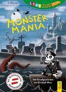 Cover-Bild zu Mauz, Christoph: LESEZUG/3. Klasse: Monster-Mania