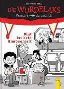 Cover-Bild zu Mauz, Christoph: Blut ist kein Himbeersaft