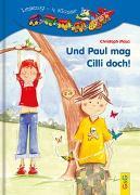Cover-Bild zu Mauz, Christoph: LESEZUG/4. Klasse: Und Paul mag Cilli doch!