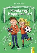 Cover-Bild zu Mauz, Christoph: Panda vor! Hopp ins Tor! (eBook)