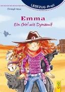 Cover-Bild zu Mauz, Christoph: LESEZUG/Profi: Emma - Ein Girl wie Dynamit