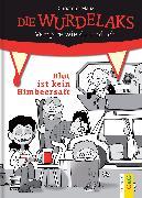 Cover-Bild zu Mauz, Christoph: Die Wurdelaks - Blut ist kein Himbeersaft (eBook)