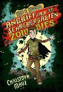Cover-Bild zu Mauz, Christoph: Motte Maroni - Angriff der Schrebergartenzombies (eBook)