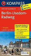 Cover-Bild zu KOMPASS-Karten GmbH (Hrsg.): Fahrrad-Tourenkarte Berlin-Usedom-Radweg. 1:50'000