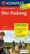 Cover-Bild zu KOMPASS-Karten GmbH (Hrsg.): Fahrrad-Tourenkarte Iller-Radweg. 1:50'000