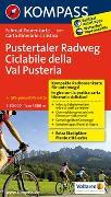 Cover-Bild zu KOMPASS-Karten GmbH (Hrsg.): Fahrrad-Tourenkarte Pustertaler Radweg - Ciclabile della Val Pusteria. 1:50'000