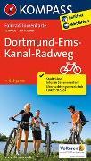 Cover-Bild zu KOMPASS-Karten GmbH (Hrsg.): Fahrrad-Tourenkarte Dortmund-Ems-Kanal-Radweg. 1:50'000