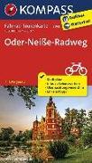 Cover-Bild zu KOMPASS-Karten GmbH (Hrsg.): Fahrrad-Tourenkarte Oder-Neiße-Radweg. 1:50'000