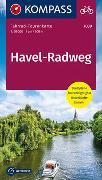 Cover-Bild zu KOMPASS-Karten GmbH (Hrsg.): Fahrrad-Tourenkarte Havel-Radweg. 1:50'000