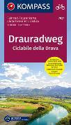 Cover-Bild zu KOMPASS-Karten GmbH (Hrsg.): Drauradweg - Ciclabile della Drava. 1:50'000