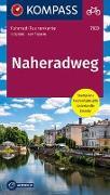 Cover-Bild zu KOMPASS-Karten GmbH (Hrsg.): Fahrrad-Tourenkarte Naheradweg. 1:50'000