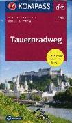 Cover-Bild zu KOMPASS-Karten GmbH (Hrsg.): Tauernradweg. 1:50'000