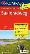 Cover-Bild zu KOMPASS-Karten GmbH (Hrsg.): Fahrrad-Tourenkarte Saaleradweg - Von Münchberg nach Schönebeck (Elbe). 1:50'000