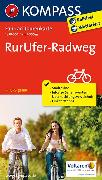 Cover-Bild zu KOMPASS-Karten GmbH (Hrsg.): Fahrrad-Tourenkarte RurUfer-Radweg. 1:50'000