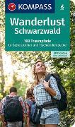 Cover-Bild zu KOMPASS-Karten GmbH (Hrsg.): Wanderlust Schwarzwald