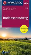 Cover-Bild zu KOMPASS-Karten GmbH (Hrsg.): Fahrrad-Tourenkarte Bodenseeradweg. 1:50'000