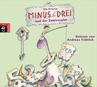 Cover-Bild zu Krause, Ute: Minus Drei und der Zahlensalat