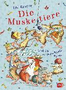 Cover-Bild zu Krause, Ute: Die Muskeltiere und die rattenscharfe Party (eBook)