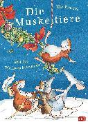 Cover-Bild zu Krause, Ute: Die Muskeltiere und das Weihnachtswunder (eBook)