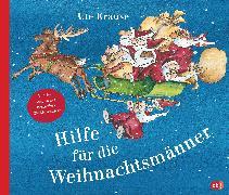 Cover-Bild zu Krause, Ute: Hilfe für die Weihnachtsmänner (eBook)