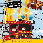Cover-Bild zu Widmark, Martin: Detektivbüro LasseMaja - Das Feuerwehrgeheimnis (Audio Download)