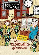 Cover-Bild zu Widmark, Martin: Detektivbüro LasseMaja - Das Eisenbahngeheimnis (Bd. 14) (eBook)