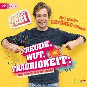 Cover-Bild zu Eisenbeiß, Gregor: Checker Tobi - Der große Gefühle-Check: Freude, Wut, Traurigkeit - Das check ich für euch! (Audio Download)