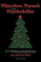 Cover-Bild zu Anhalt, Gert: Plätzchen, Punsch und Psychokiller (eBook)
