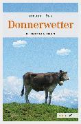 Cover-Bild zu Förg, Nicola: Donnerwetter (eBook)