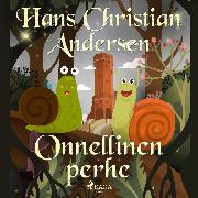 Cover-Bild zu Andersen, H.C.: Onnellinen perhe (Audio Download)