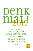 Cover-Bild zu Welzer, Harald: Denk mal! 2017 (eBook)