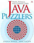 Cover-Bild zu Bloch Joshua: Java Puzzlers (eBook)
